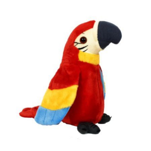 Jucărie interactivă - Papagalul Vorbitor, 29 cm [1]