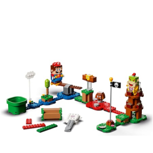 LEGO Super Mario, Aventurile lui Mario - set de baza 713602