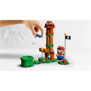 LEGO Super Mario, Aventurile lui Mario - set de baza 713604
