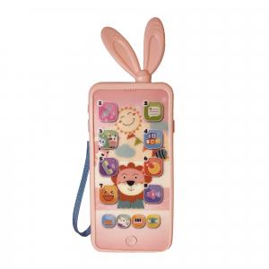 Jucarie interactiva telefon, Smart Phones Toys, + 3 luni,2