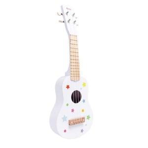 Chitară din lemn roșie Onshine2