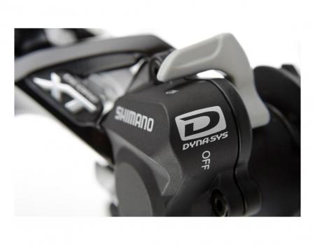 Schimbător spate Shimano XT cu 10 viteze RD-M786SGSL Shadow+, negru [1]