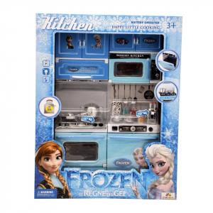 Set bucatarie pentru copii My Little Cooking Frozen, 3 ani+5