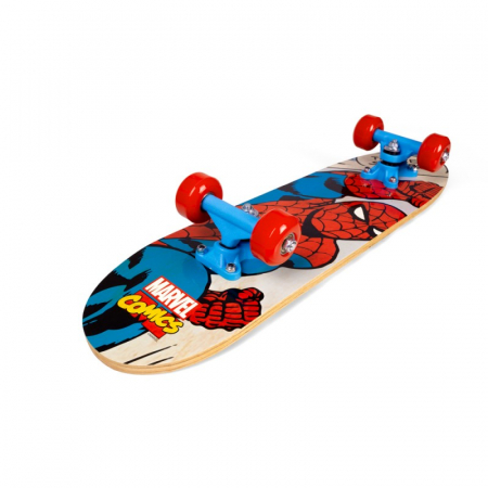 Skateboard Seven Wooden Skateboard Spiderman [2]