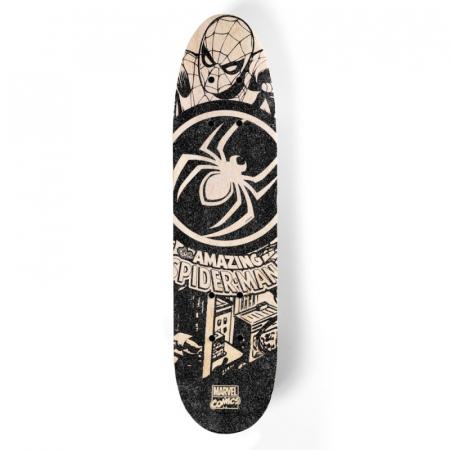 Skateboard Seven Wooden Skateboard Spiderman [4]