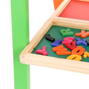 Tabla magnetica educativa cu doua fete si suport5