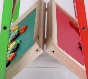 Tabla magnetica educativa cu doua fete si suport2
