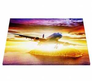 TABLOU CANVAS - AVION 014