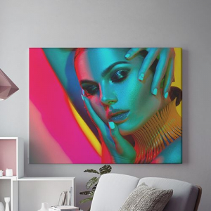 Tablou canvas - FLUORESCENT0