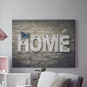 Tablou canvas - HOME 30