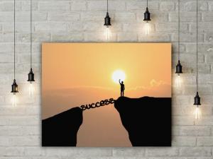 Tablou canvas motivational - SUCCESS2