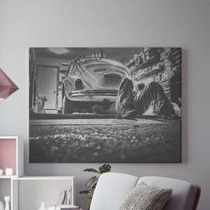 Tablou canvas - SERVICE AUTO [0]