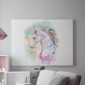 Tablou canvas - UNICORN PICTURA0