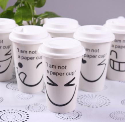 """Cana Eco """"I am not a paper cup"""" 6"""