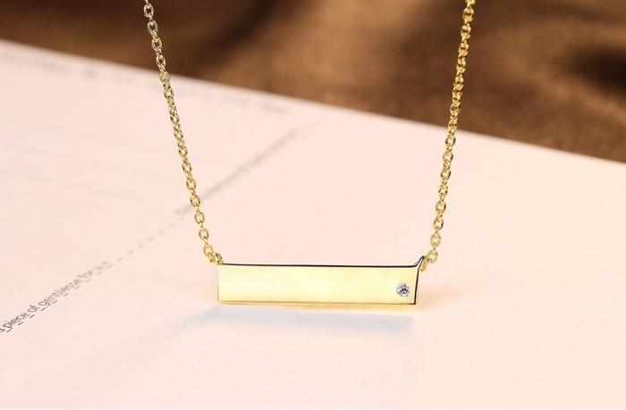 Colier Argint 925 Personalizabil Melody - Cadou Valentine's Day [3]
