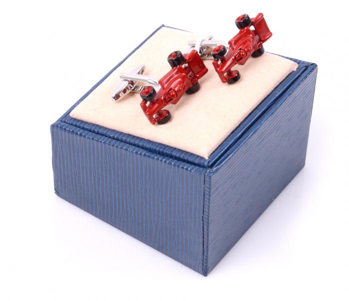 Set Butoni Borealy Ferrari Red Passion si Note pad Black Hugo Boss 3