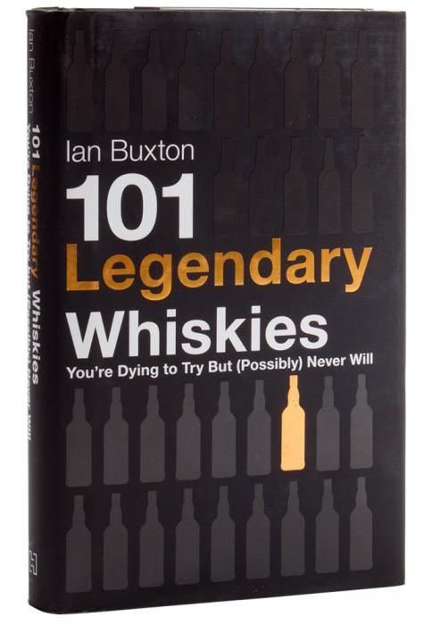 101 Legendary Whiskies & 6 pahare GlenCairn degustare whisky 2