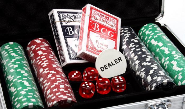 "Set ""Poker Night"" 2"
