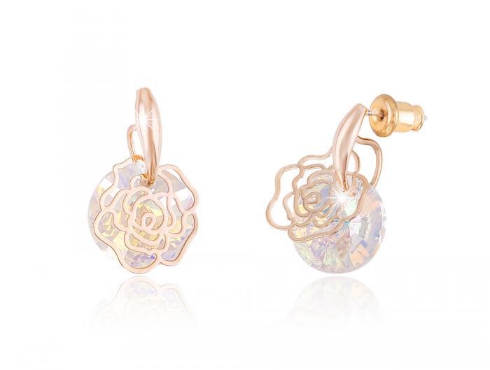 Cercei Aurora Gold Roses 0