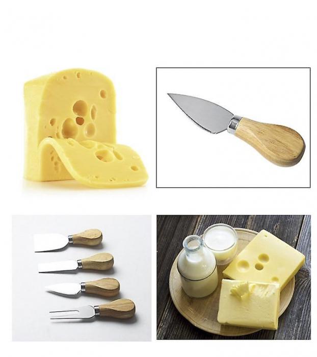 Set 4 cutite branza Cheese Fun [3]