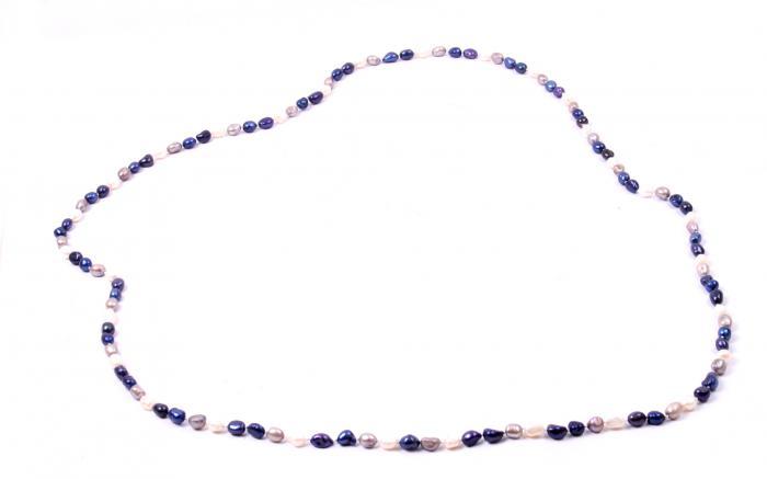 Colier Perle Naturale Super Long Elegance 150 cm 1