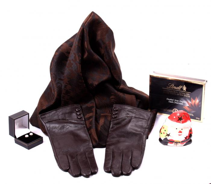 Christmas Gifts for HER Brown Elegance 0