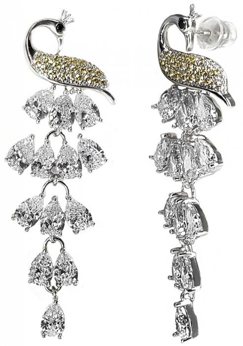 Cercei Royal Peacock [1]