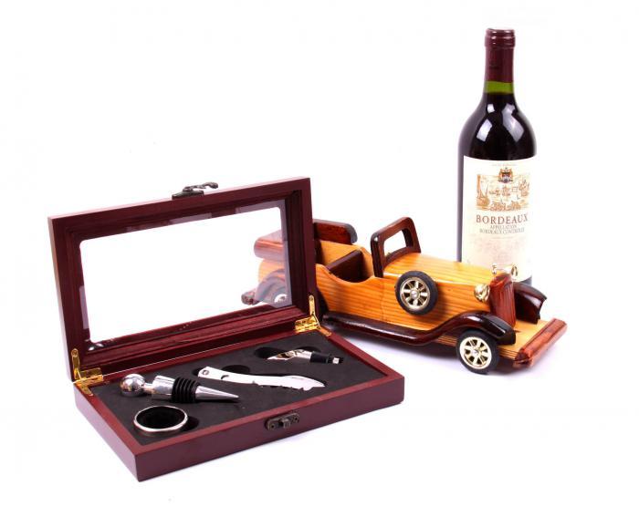 Cadou Car and Wine 0