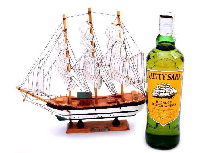 Cadou Cutty Sark Collector's Ship 0