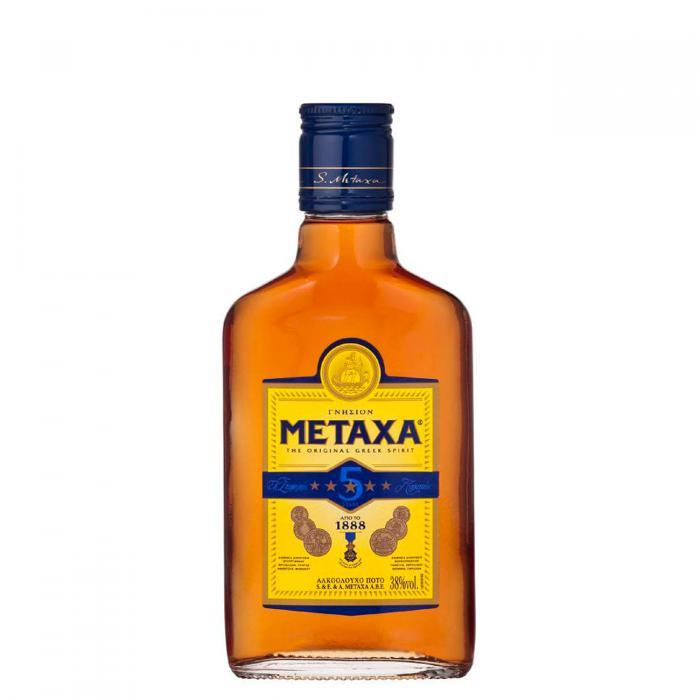 Metaxa Brandy 5 Star 0