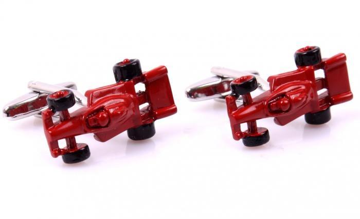 Set Butoni Borealy Ferrari Red Passion si Note pad Black Hugo Boss-big