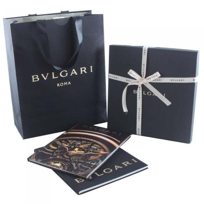 Bvlgari Scarf + 2 Books: Bvlgari Watches & Bvlgari Jewelry 2