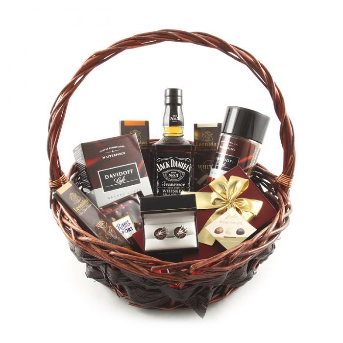 Jack's Premium Gift Basket 0