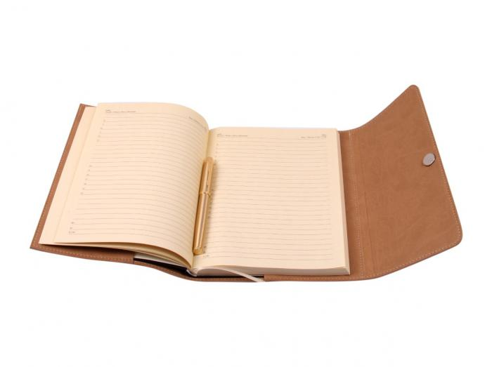 Cadou Gold Business Planner with Parker 1