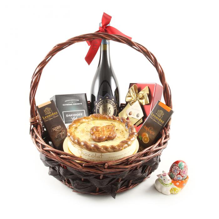 Prince Mircea Fabulous Gift Basket 0