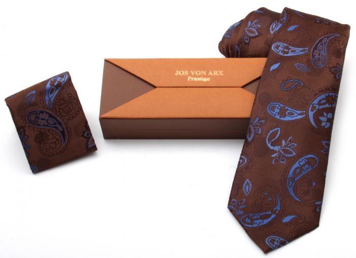 Pix Jos von Arx & Set Cravata cu Batista 10