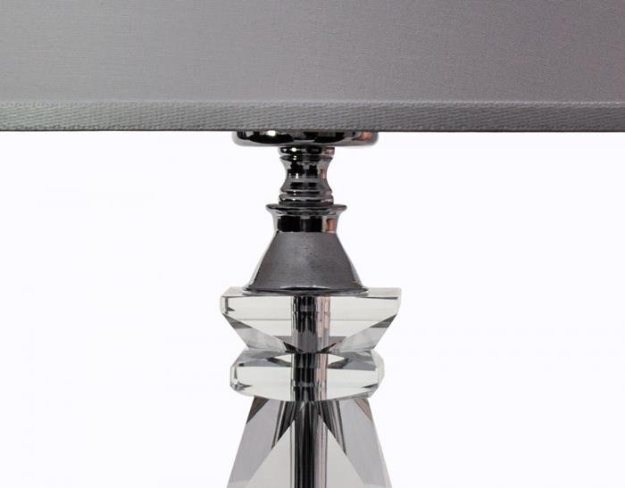 Crystal Lamp by Valenti - Made in Italy 1