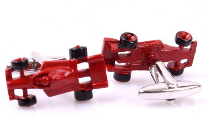 Set Butoni Borealy Ferrari Red Passion si Note pad Black Hugo Boss 2