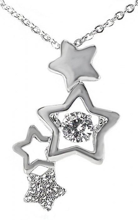 Colier Dancing Stone Fine Star by Borealy [0]