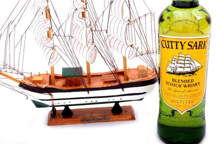 Cadou Cutty Sark Collector's Ship 2