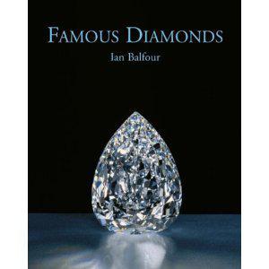 "Cartea ""Famous Diamonds""  de Ian Balfour 0"