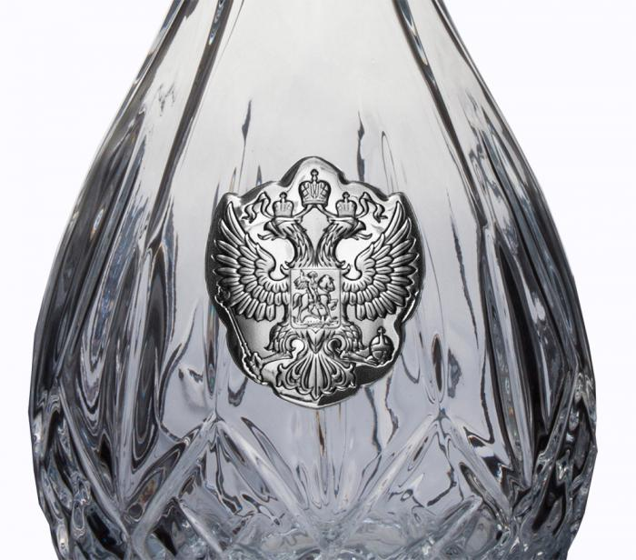 Vodka Eagle for Six by Valenti - Made in Italy & Smirnoff Gold 23K 4