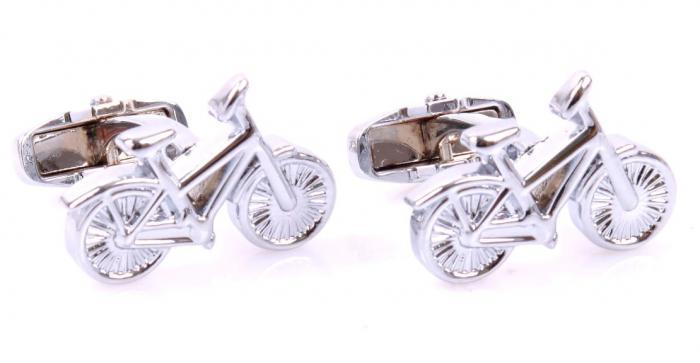 Butoni Silver Bicycle Borealy 0