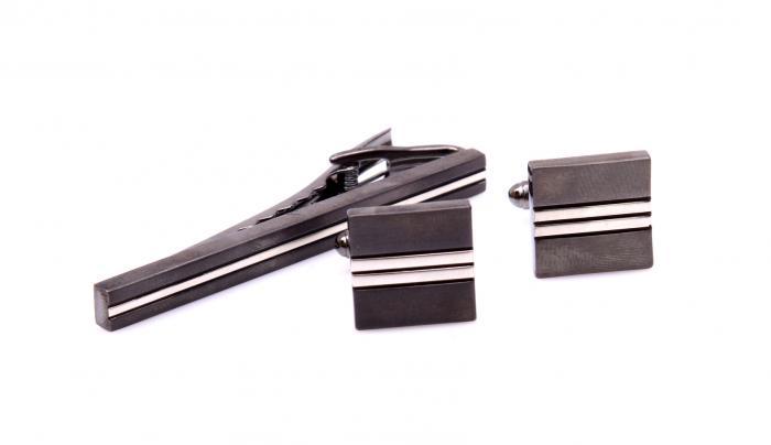 Gunmetal Accesories for Men by Jos von Arx 1