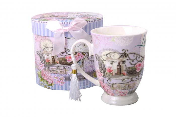 Lilac London Garden Set Cana si Fructiera 1