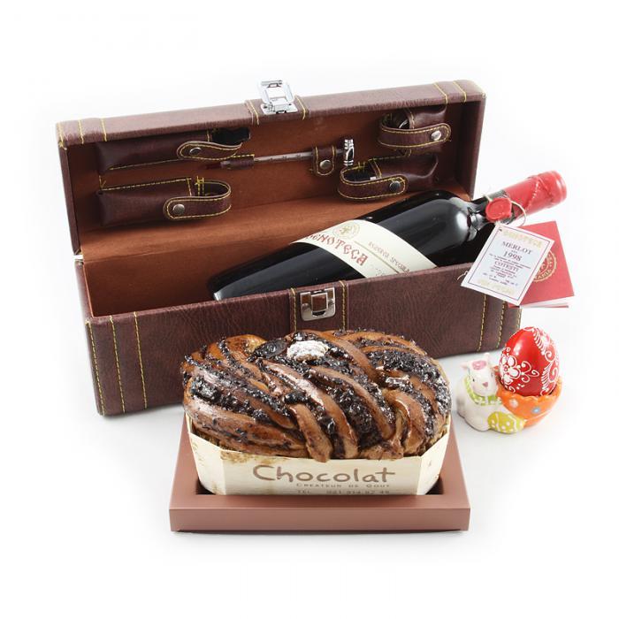 Easter Luxury Wine Box 0