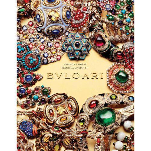 """Cartea """"Passion for Bvlgari"""" de Amanda Triossi si Daniela Mascetti [0]"""