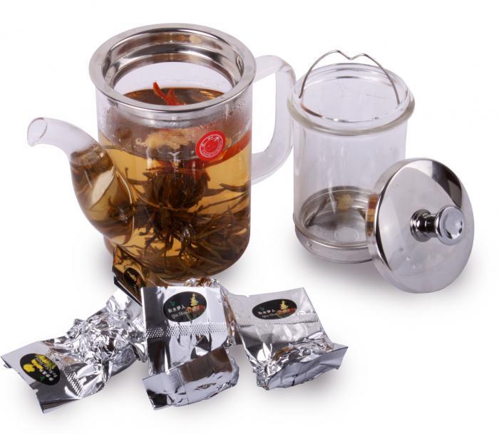 Ceainic Cup Aroma & 10 Ceaiuri Blooming 0