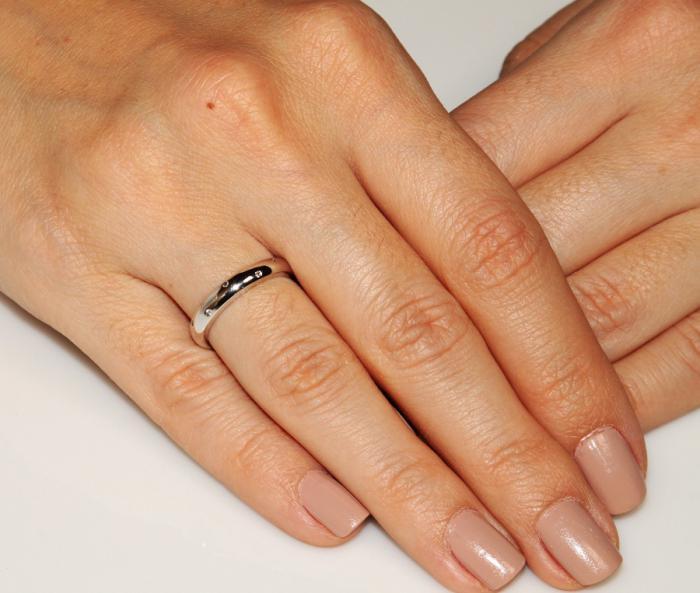 Inel Borealy Argint 925 Simulated Diamond Verigheta Marimea 7 1