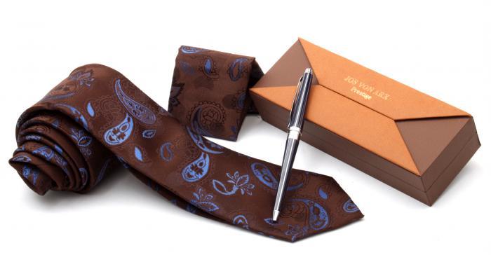Pix Jos von Arx & Set Cravata cu Batista 0
